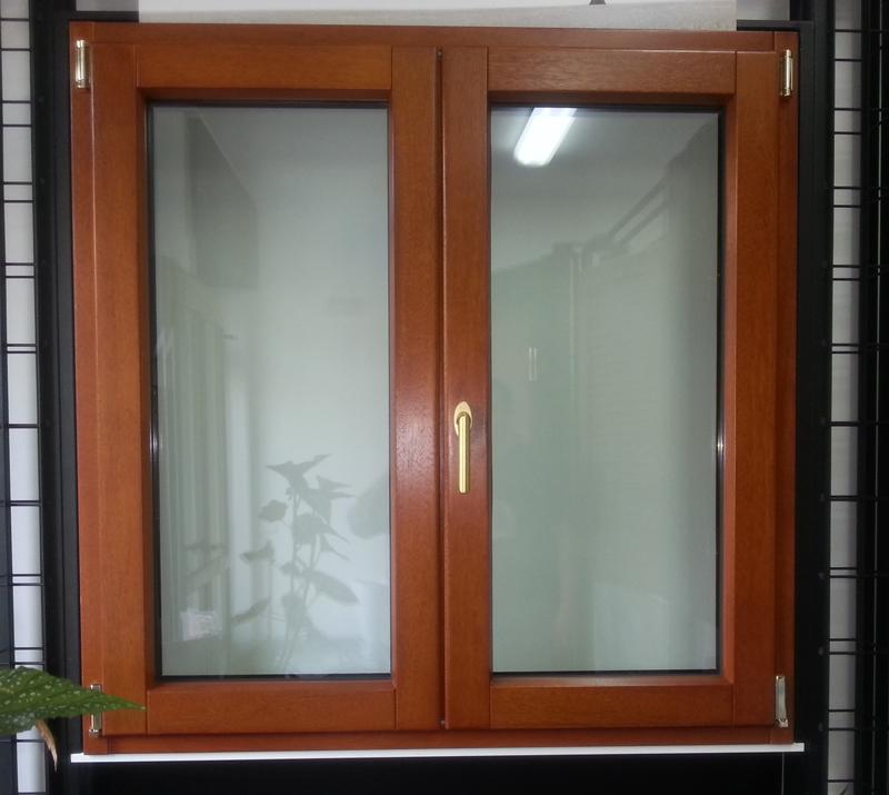 Infissi legno alluminio tecnal snc serramenti pavia - Costruire una finestra in alluminio ...