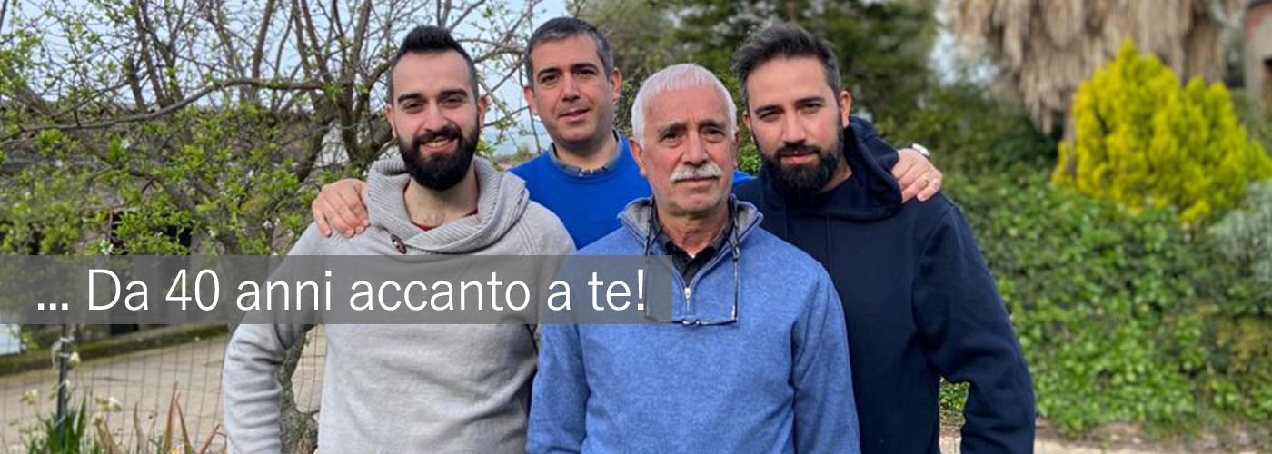 Staff Tecnal Serramenti